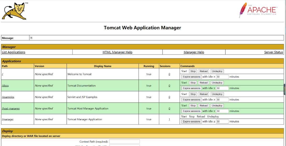 docker 安装 tomcat 以及一些注意事项的管理